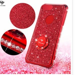 IPHONE 📱 7/8 Plus Phone 📱 Case Cover Red